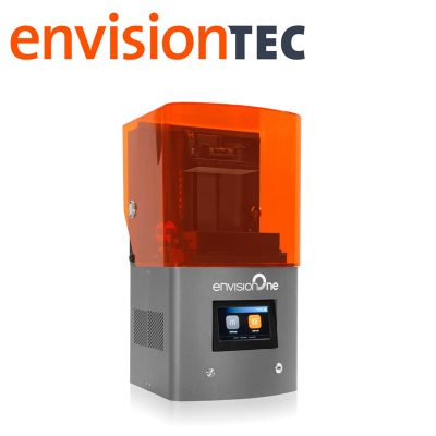 Envision One cDLM 3d Dental Printer and Materials