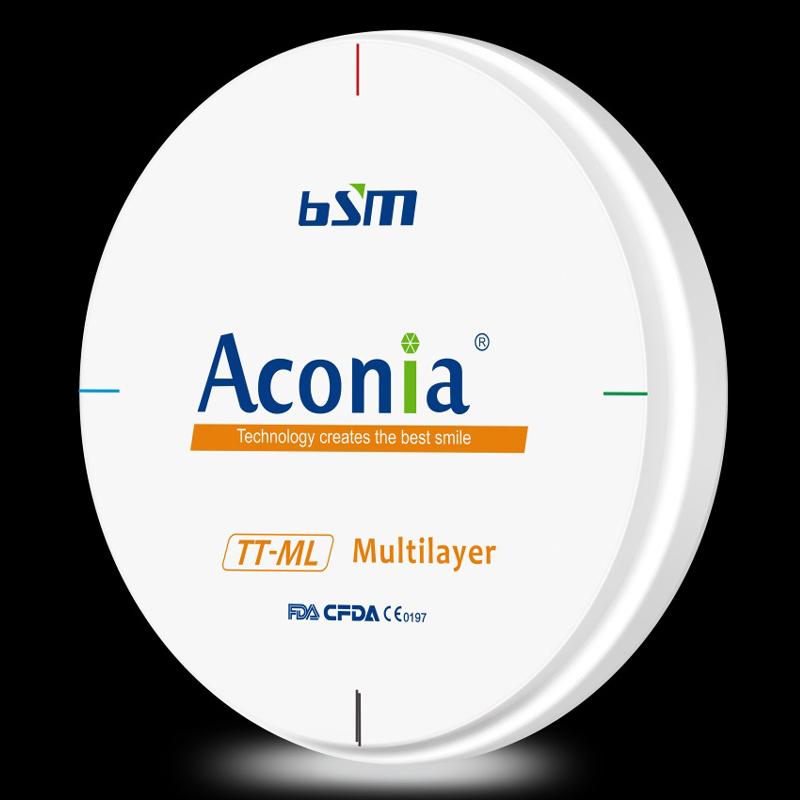 BSM Aconia CAD/CAM Materials